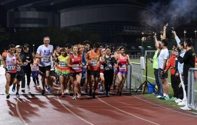 路跑》萬金石最強市民飆5K 300位高手決戰新莊田田圈