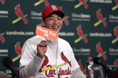 MLB》南韓王牌風光加盟紅雀 美媒看好明年拿雙位數勝投