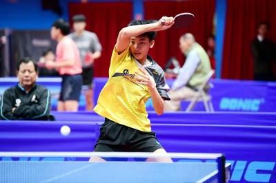 桌球》同室操戈 黃彥誠、彭王維煎熬當選國手