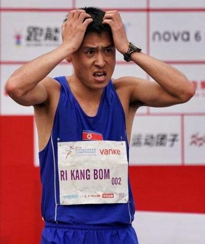 馬拉松》中國離奇事件再一樁!北韓跑者「跟錯車」痛失冠軍