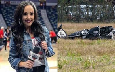NBA》慟!正妹隨隊記者搭機遇死劫  鵜鶘發文表哀悼
