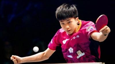 桌球》今年打敗中國最多次的男人! 權威雜誌狂讚林昀儒