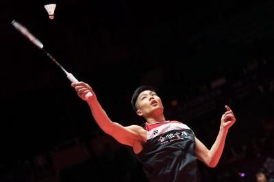 馬國大師賽》周天成遭香港一哥伍家朗拍落 無緣男單8強
