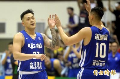 籃球》亞洲盃資格賽 台灣男籃集訓名單出爐
