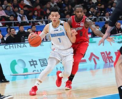 CBA》林書豪回歸首戰拿17分 北京險勝深圳