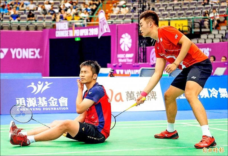 印尼羽球大師賽》麟洋配遭逆轉 李卓耀榮耀香港