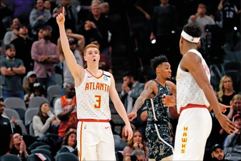 NBA》東岸爐主爆驚奇 小將讀秒砍逆轉三分