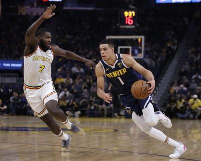 NBA》惡漢給予金塊隊新秀高評價 波特:持續努力