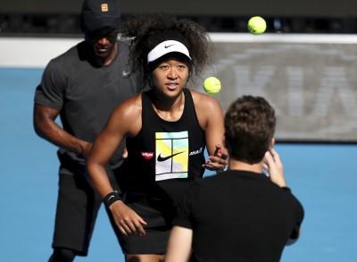 網球》壓力山大!大坂直美澳網女單衛冕再出發