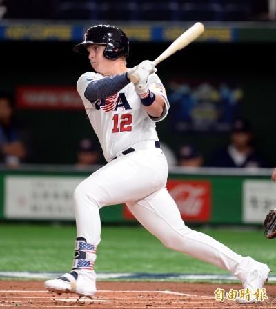 MLB》美國隊12強打擊天才領軍! 農場10大一壘新秀出爐