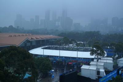 網球》墨爾本怪異天氣  澳網明日賽程大爆炸