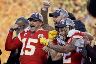 NFL》美聯、國聯冠軍今出爐!堪薩斯酋長50年來首闖超級盃