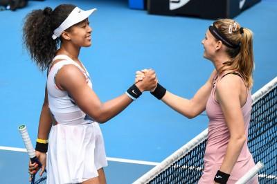澳網》大坂直美直落二過頭關 賽後透露開心「第一次」