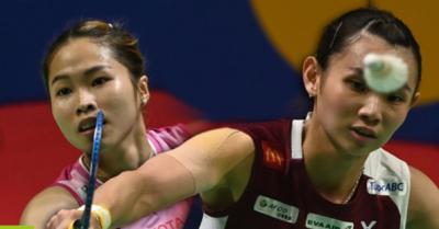 羽球》女單最棘手的球員? 戴資穎坦言仍是泰國宿敵依瑟儂