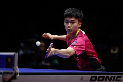 桌球》東京奧運世界團體資格賽明登場  林昀儒領軍迎戰泰國