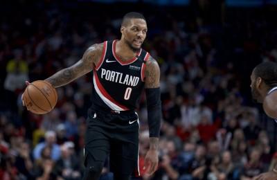NBA》里拉德砍生涯新高61分逆轉勇士 創史上第一人紀錄