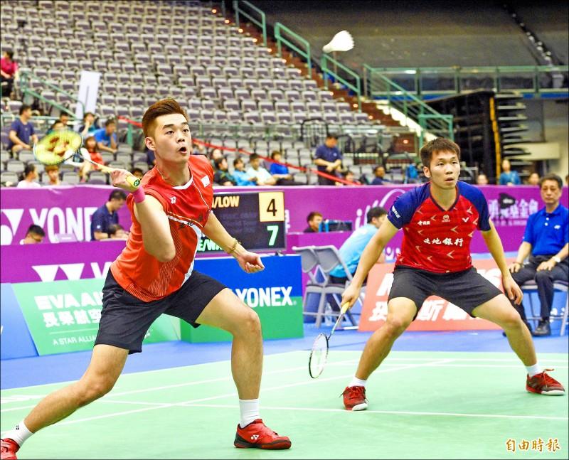 泰國羽球大師賽》假想敵一輪遊 麟洋配拚本季首冠