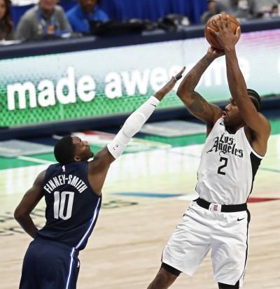 雷納德36分率快艇4連勝 今日NBA戰績