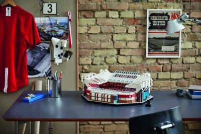 足球迷一生必朝聖景點 樂高超狂推出1:600比例收藏