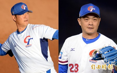 六搶一》台灣隊教練團名單出爐  確定有王建民、彭政閔