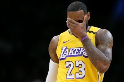 NBA》湖人吞本季最慘敗仗 爭冠最大隱憂浮現