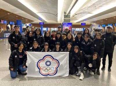 冰球》史上最強台灣隊 U18女將拚全勝升級