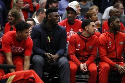 NBA》場邊打瞌睡被抓包? 鵜鶘狀元郎澄清:我是在冥想(影音)