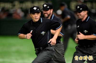 中職》台灣唯一! 紀華文入選東京奧運棒球裁判