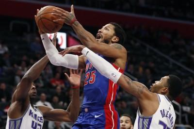 NBA》羅斯連10場破20分 追平MVP球季生涯最佳紀錄