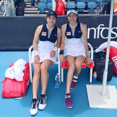 網球》詹家姊妹回穩2連勝 澳網率先晉女雙16強