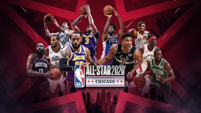 NBA》「詹皇」第16度入選 第69屆明星賽先發名單出爐!