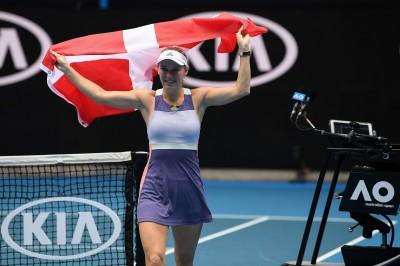 網球》「丹麥甜心」澳網32強GG   前世界球后宣告退休