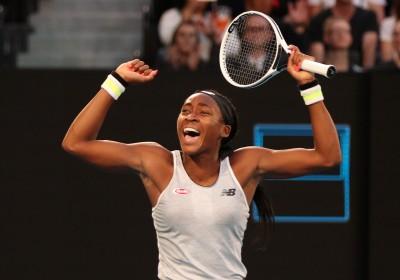 網球》大坂直美澳網衛冕失利 大爆冷門不敵15歲高芙