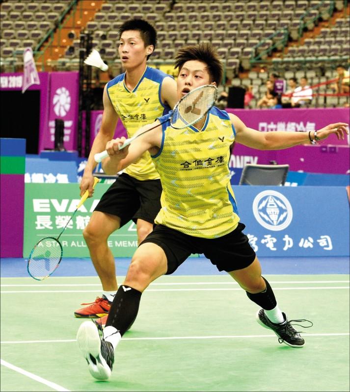 泰國羽球大師賽》李楊配勇闖4強 堆高合拍紀錄