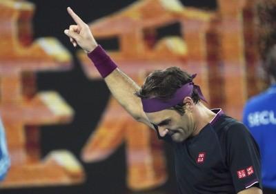 網球》費爸神奇大逆轉!兩大滿貫都滿百勝史上第一人