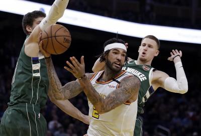 NBA》獨行俠補強禁區 交易換來勇士中鋒考利斯坦