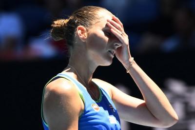 澳網》普利絲可娃爆冷出局 柯珀、哈勒普闖進16強