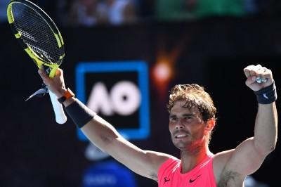 澳網》納達爾神速晉16強 下輪恐強碰澳洲「老冤家」