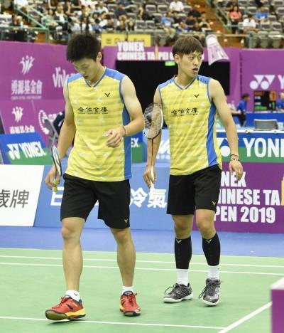 泰國羽球大師賽》合拍以來最佳 李楊配4強止步