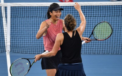 澳網》謝淑薇女雙勇闖4強 追平個人澳網最佳戰績