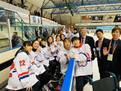 冰球》創隊史新猷! 台灣奪金牌成世界一級強隊