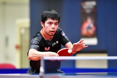 德國公開賽》擊退18歲中國新星 莊智淵距離32強只差一步