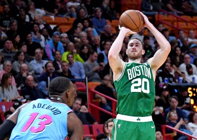 NBA》綠衫軍雙將合轟54分 熱火吞主場交手東部首敗