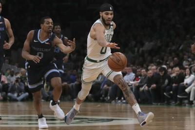 NBA》鼠蹊部傷勢復原良好 塔圖姆有望近期回歸