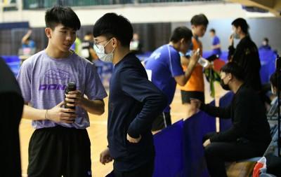桌球》沒有閉門 亞青桌球國手選拔賽今天如期開打