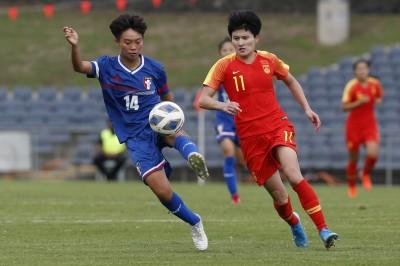 足球》台灣不敵中國奧運夢碎 中媒調侃:「台門將被踢到哭出來」
