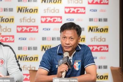 足球》5場狂失25球後換帥 台灣新任男足總教練出爐