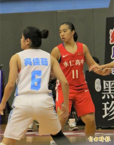 HBL》永仁大勝永平連4年闖4強 女子組4強全數出爐