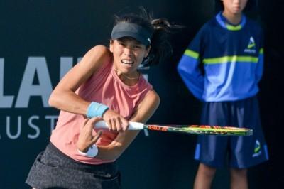 網球》謝淑薇連戰皆捷 杜拜單打會內聽牌