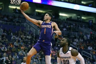 NBA》生涯首次入選明星賽 布克:夢想成真